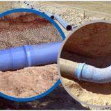 PVC-O-Rohre